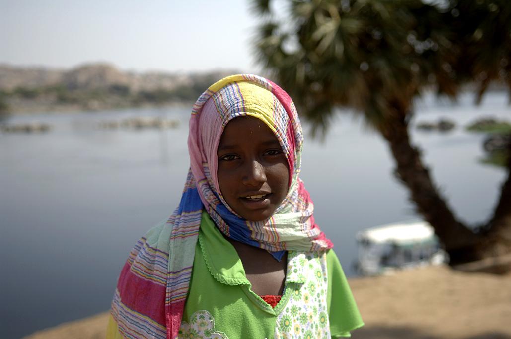 niña Nubia