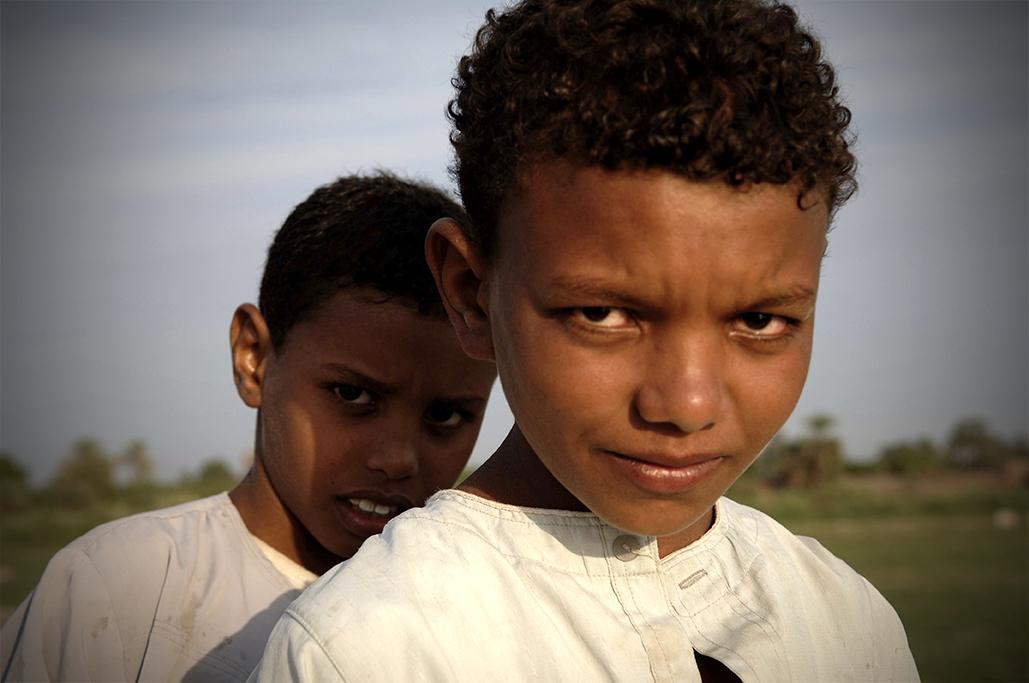 Niños Nubios