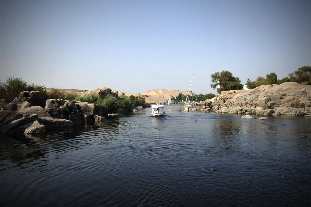 Nilo entre aswan e isla elefantina2