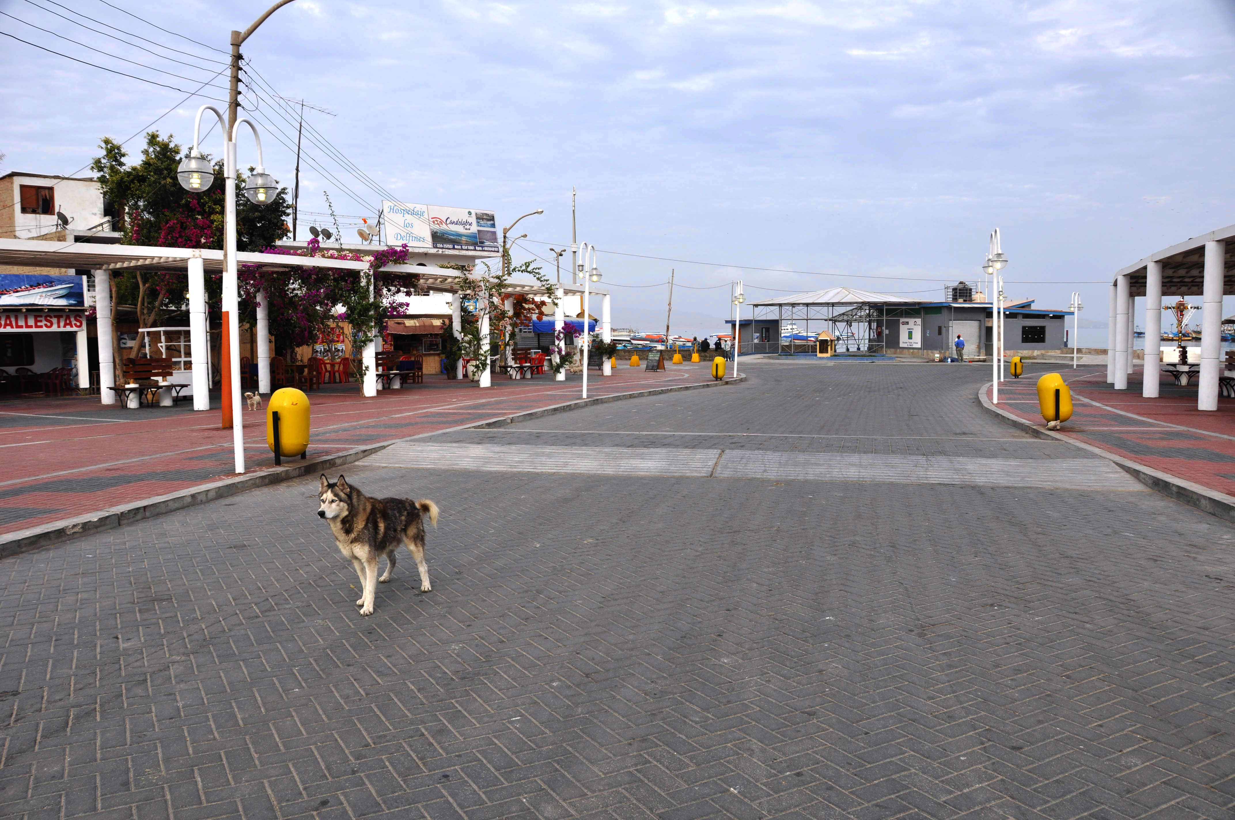 Paracas1 Pueblo