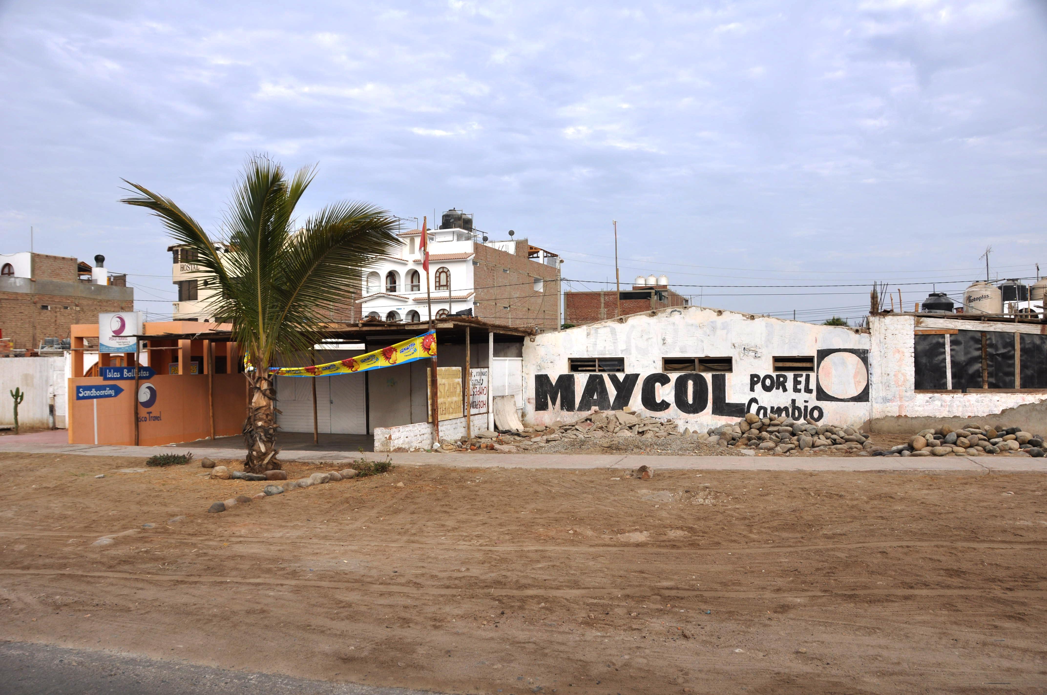 Paracas2 Pueblo