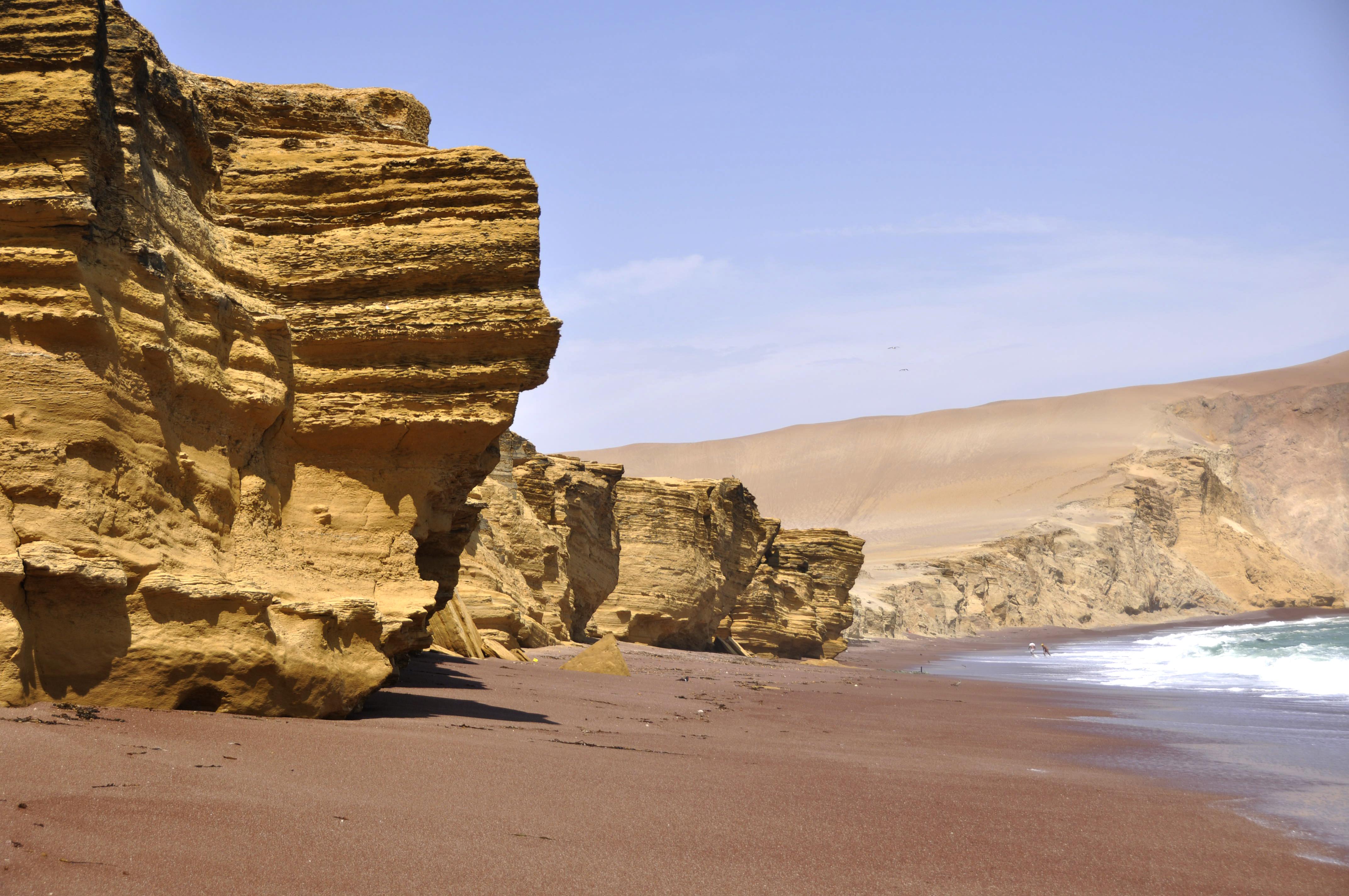 Reserva nacional de Paracas, Perú. Sonsoles Lozano