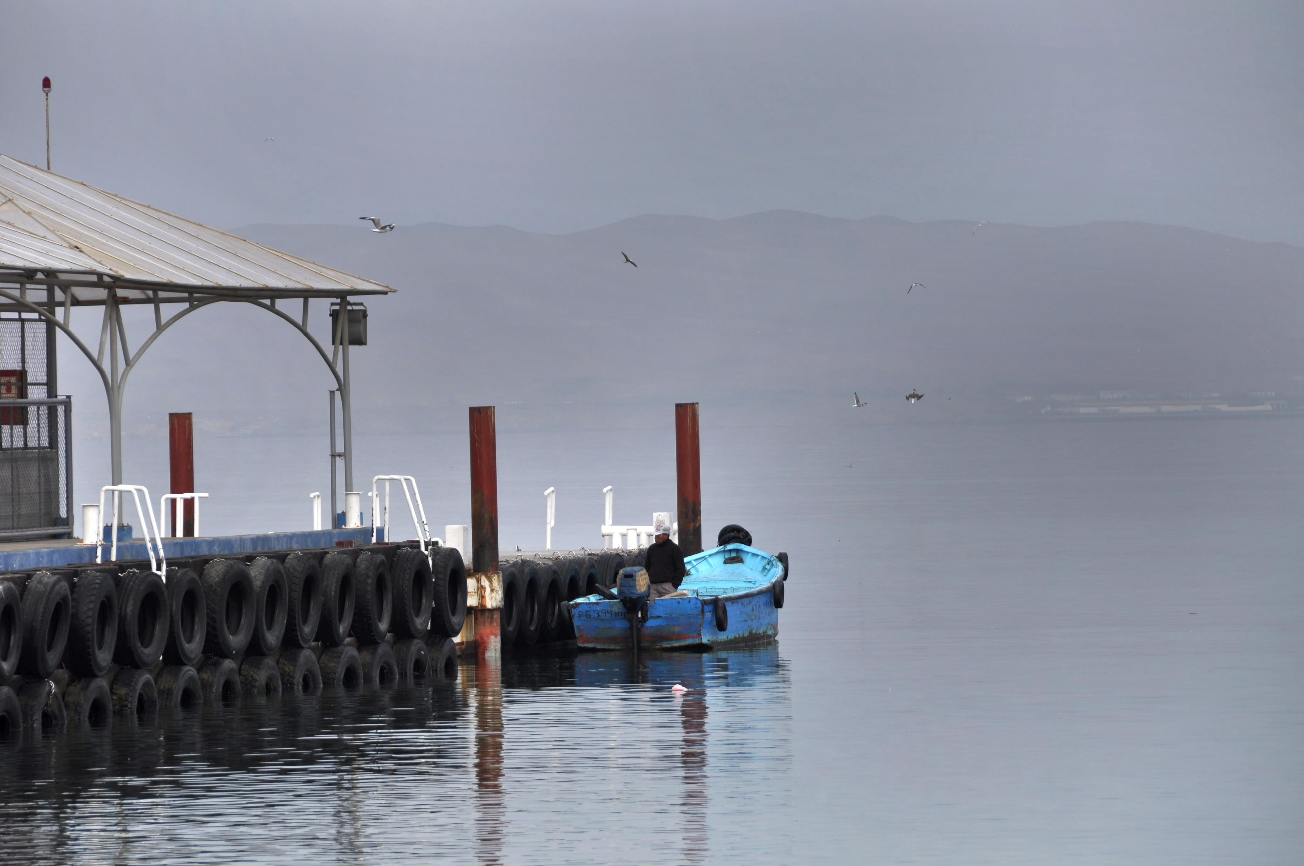Paracas en Perú. Sonsoles Lozano