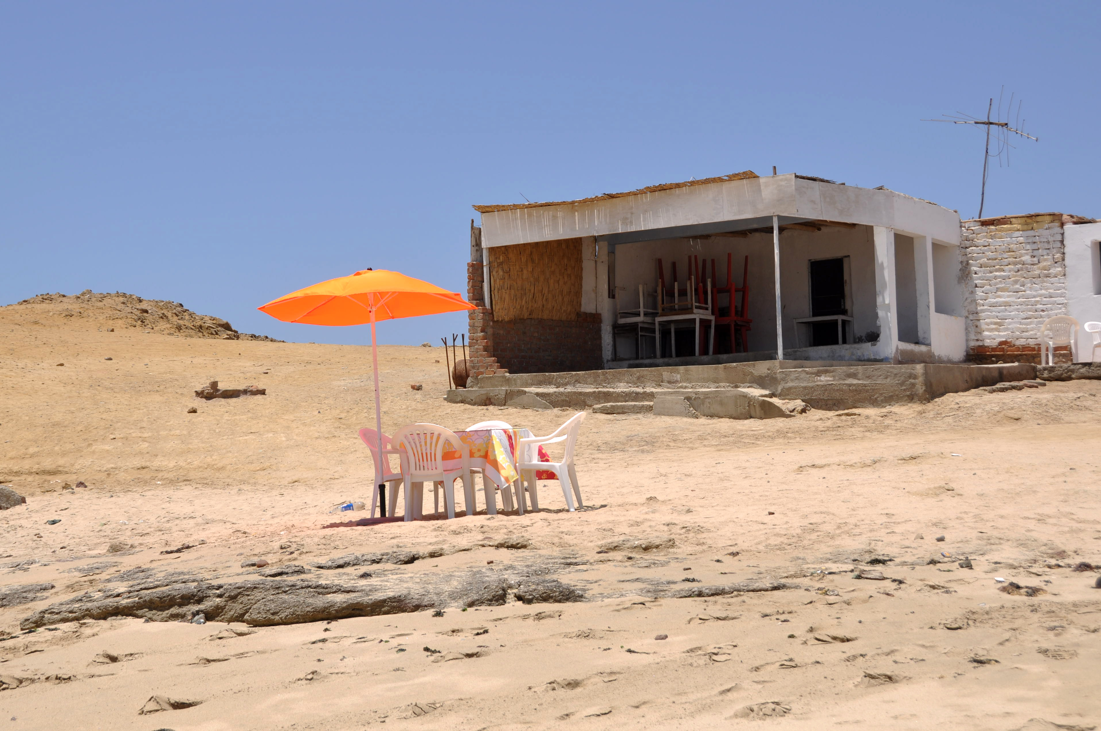 Reserva nacional de Paracas en Lagunillas, Perú. Sonsoles Lozano
