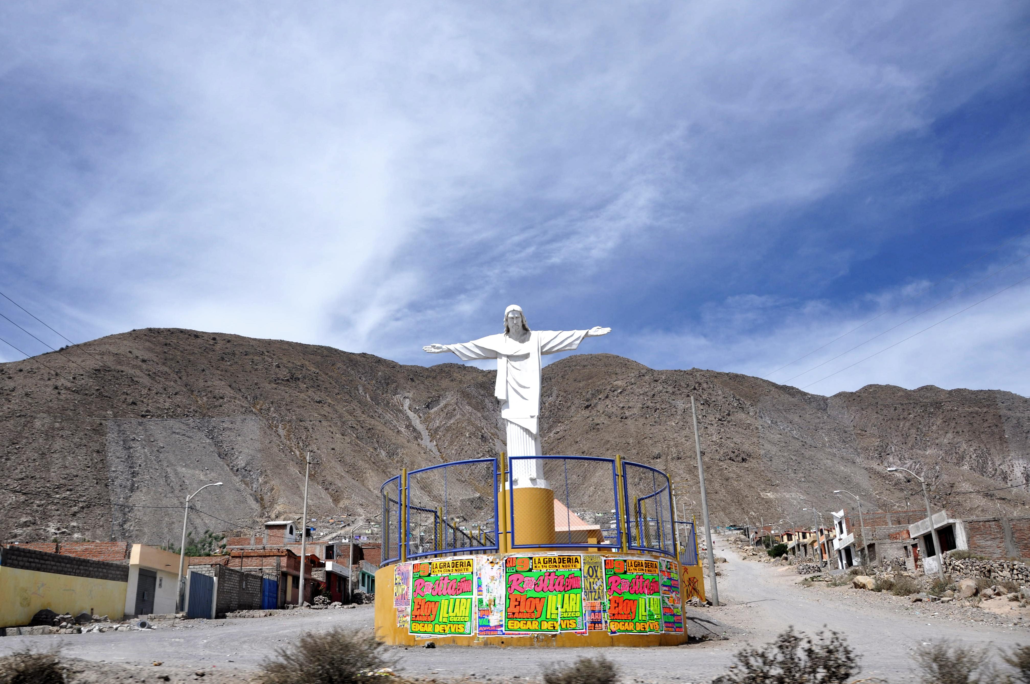 Peru 2013 Cañon del Colca03 (Religión)