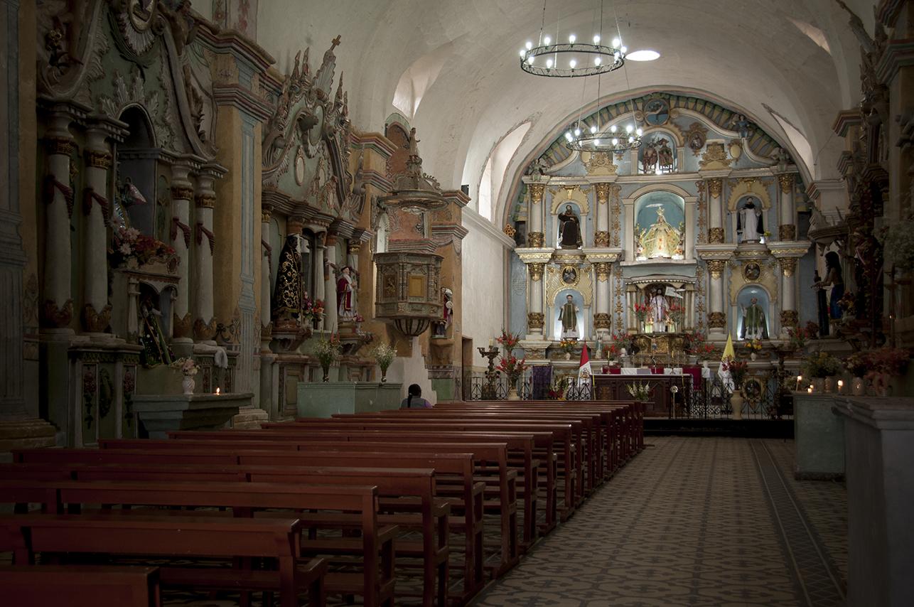 Peru 2013_ Chivay7 Iglesia religionweb