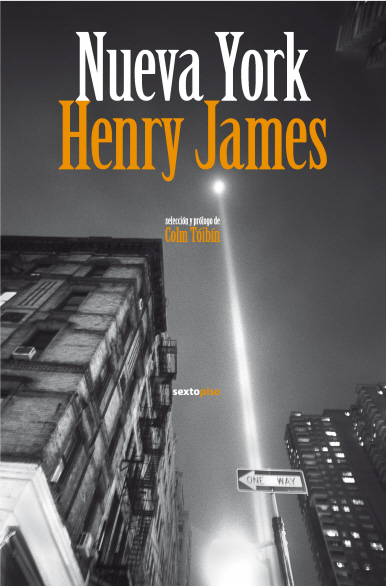 libroblogNueva York. Henry James