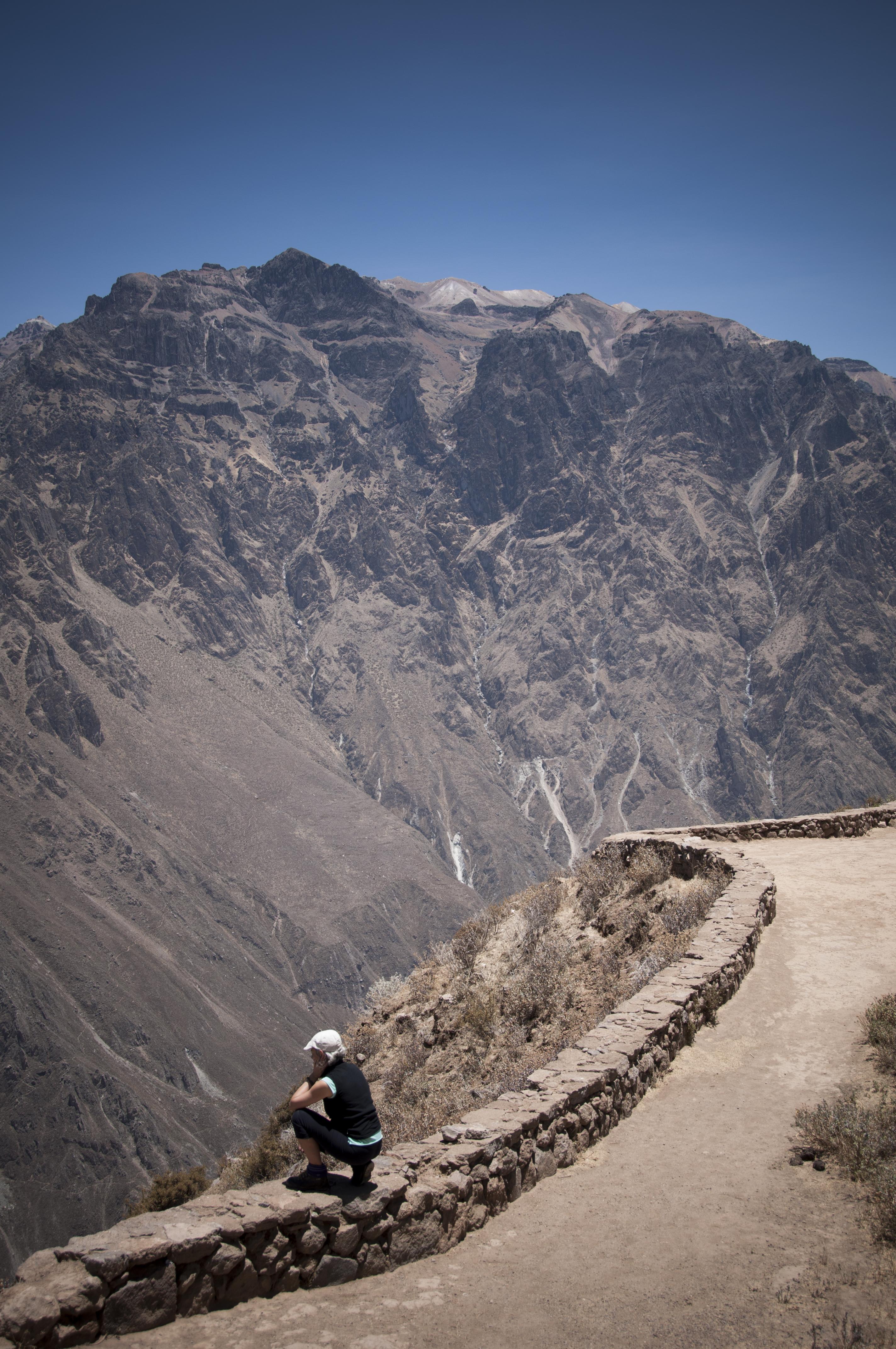 Peru 2013 Cañon del Colca _ Cabanaconde5