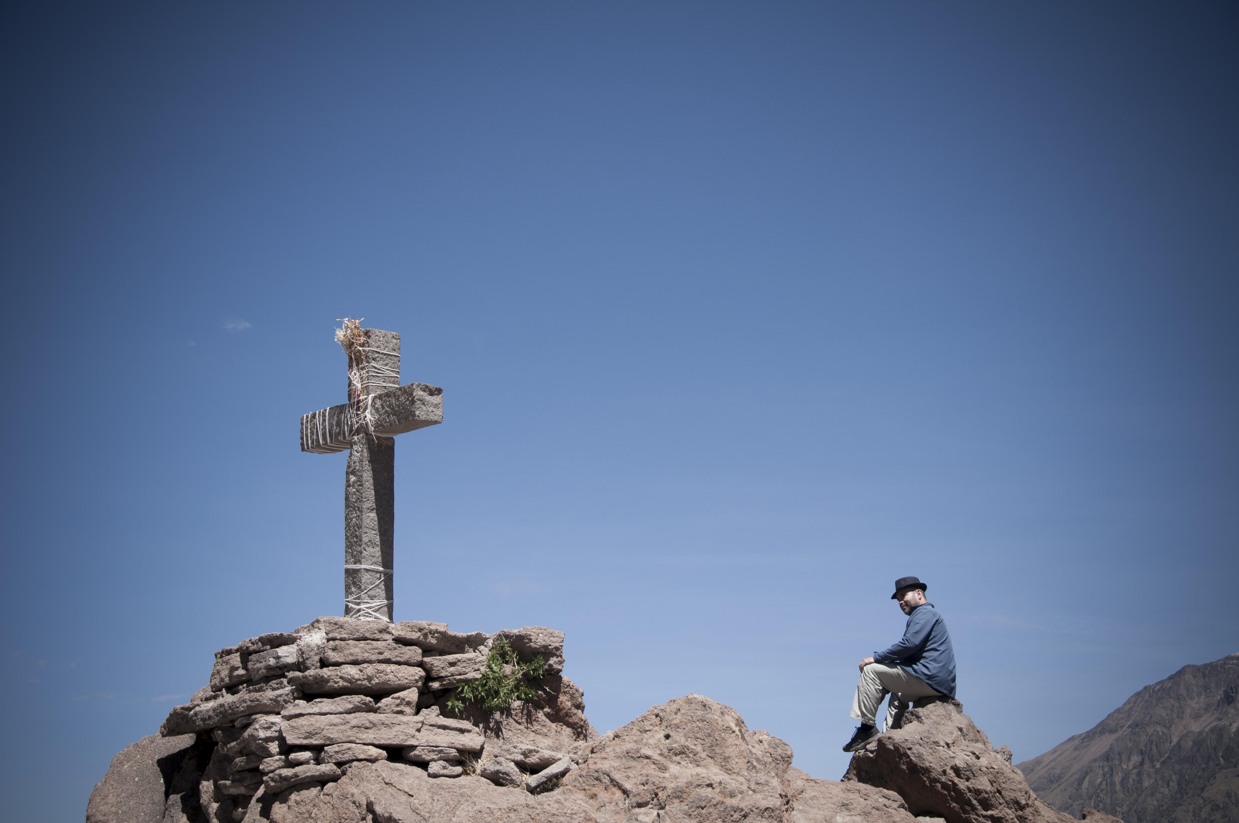 Peru 2013 Cañon del Colca Mirador del condor1