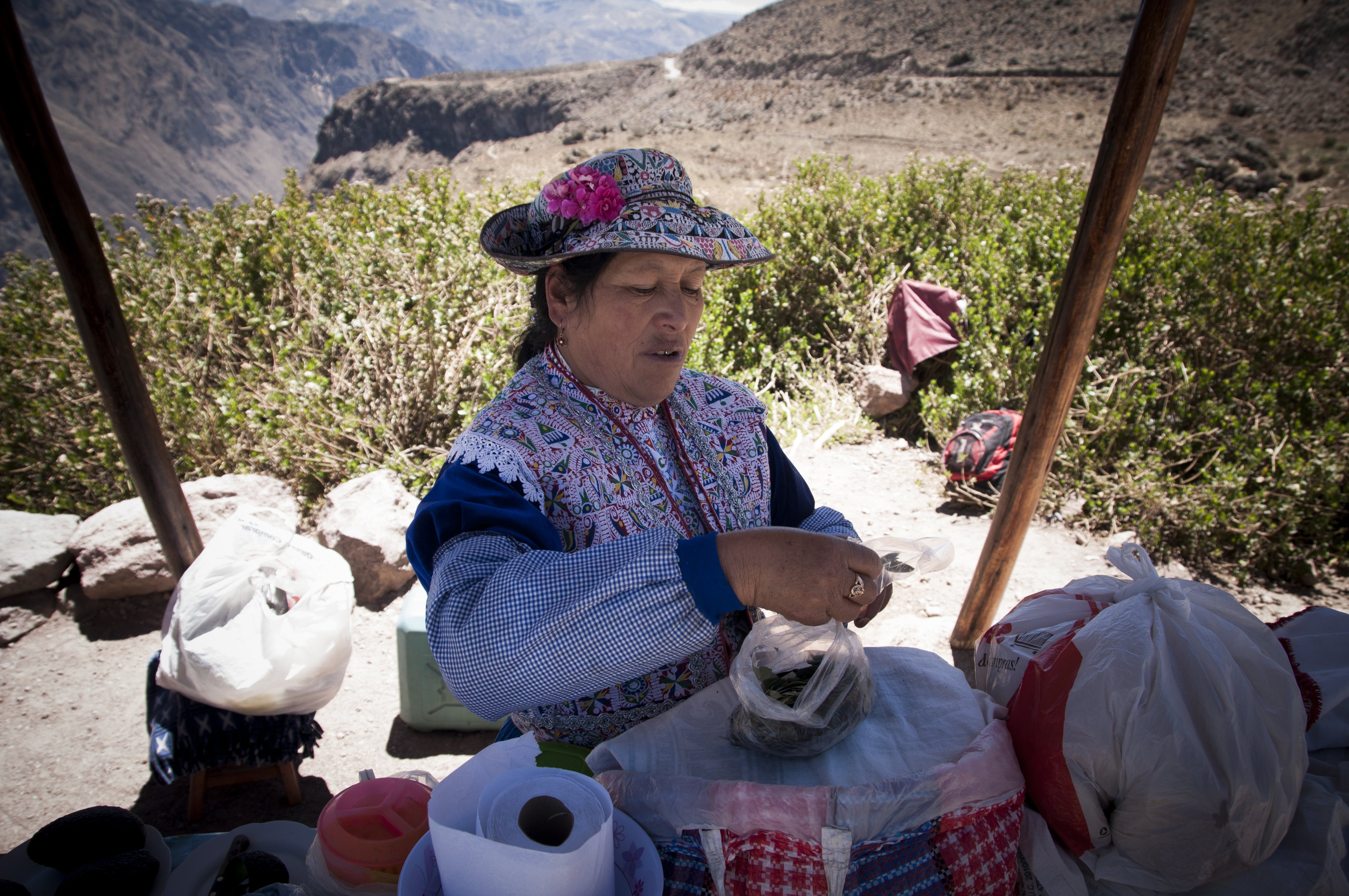 Peru 2013 Cañon del Colca Mirador del condor4