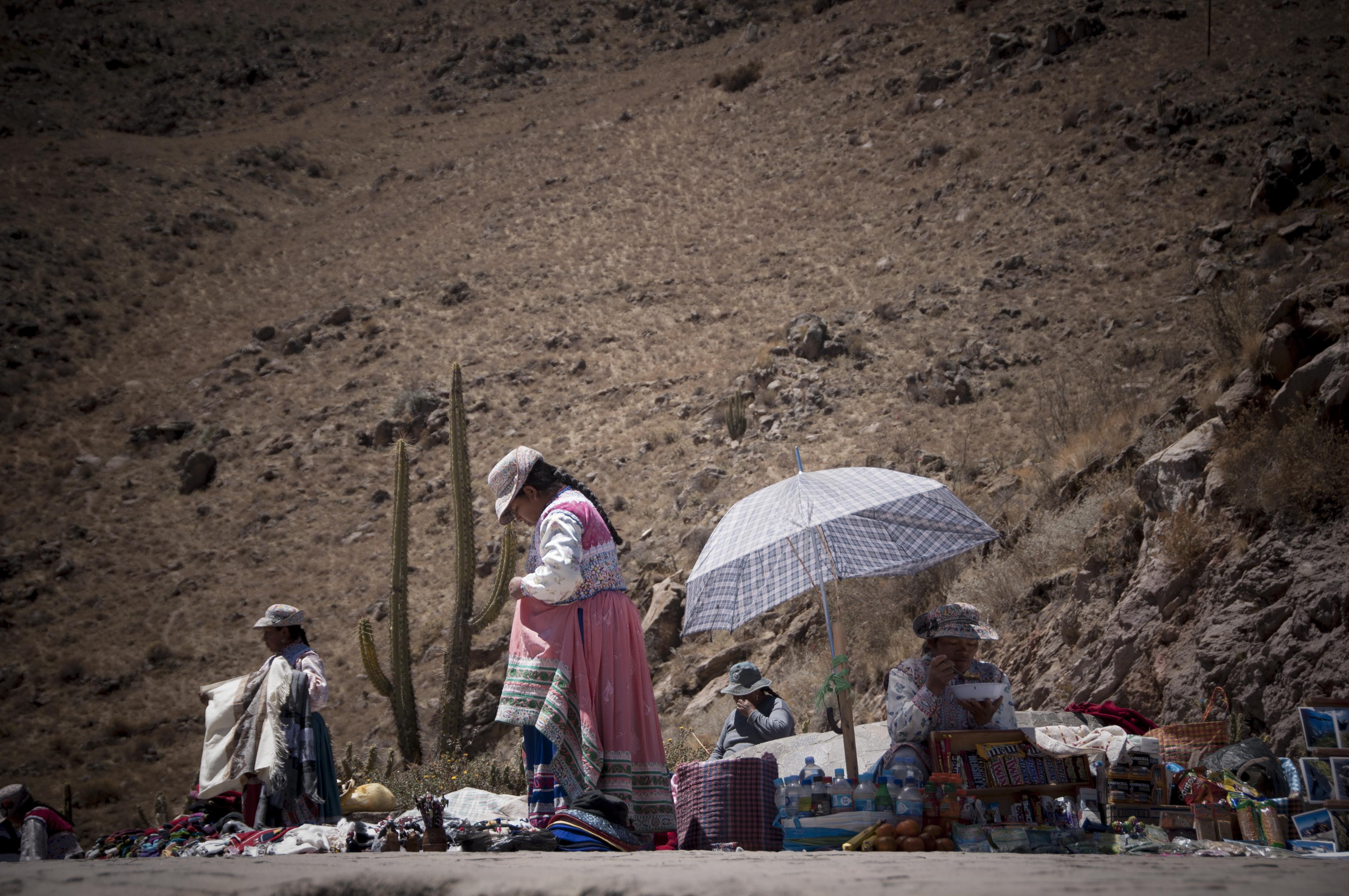 Peru 2013 Cañon del Colca Mirador del condor7