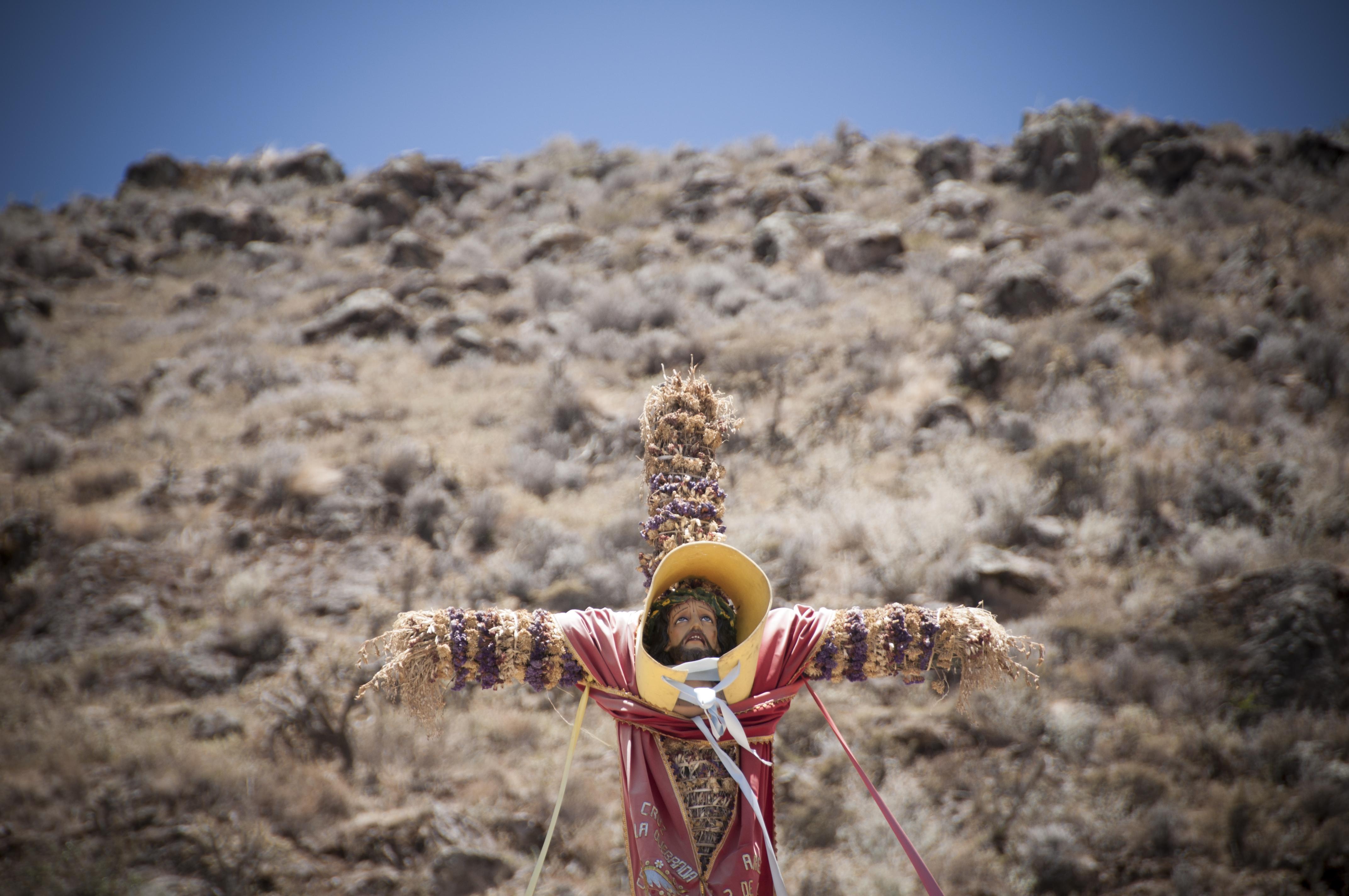 Peru 2013 Cañon del Colca Mirador del condor_ Cabanaconde 3 (Religion)