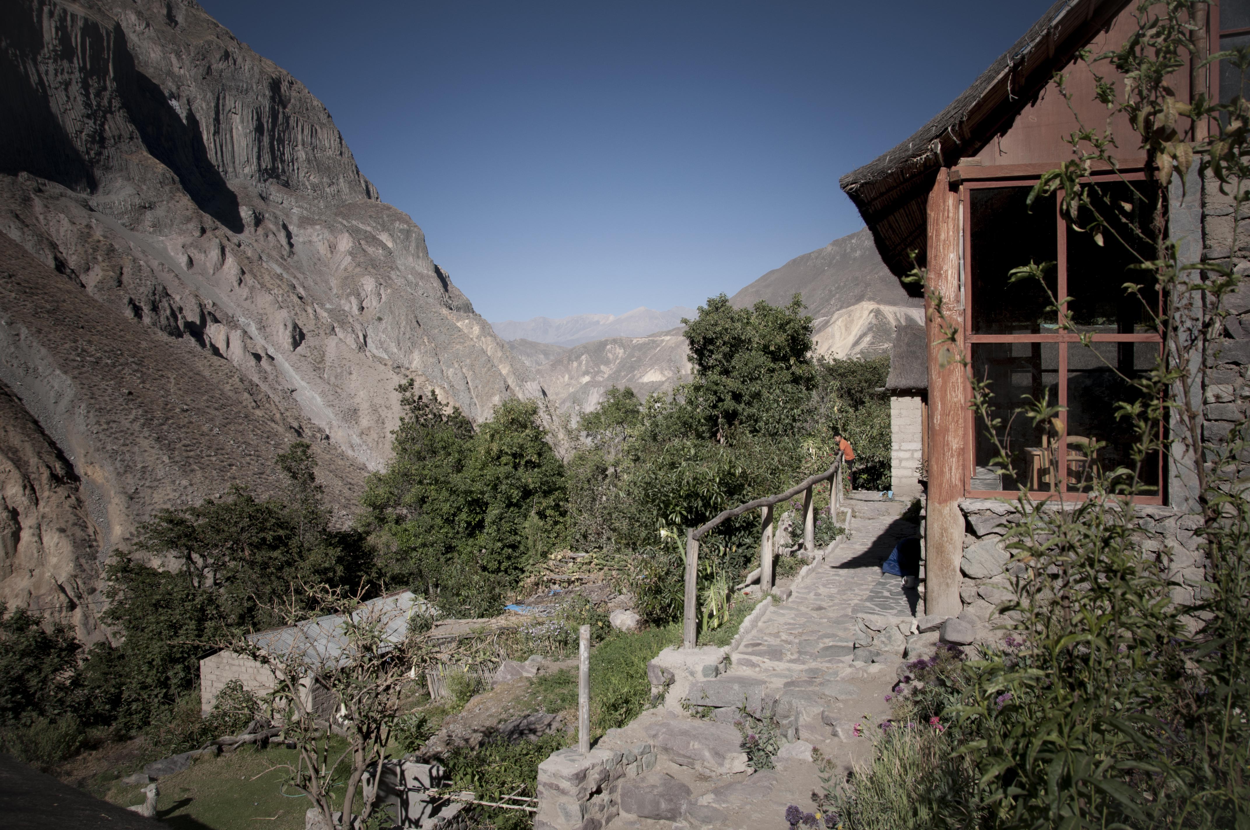 Peru 2013 Cañon del Colca_ san Juan de Chucho3