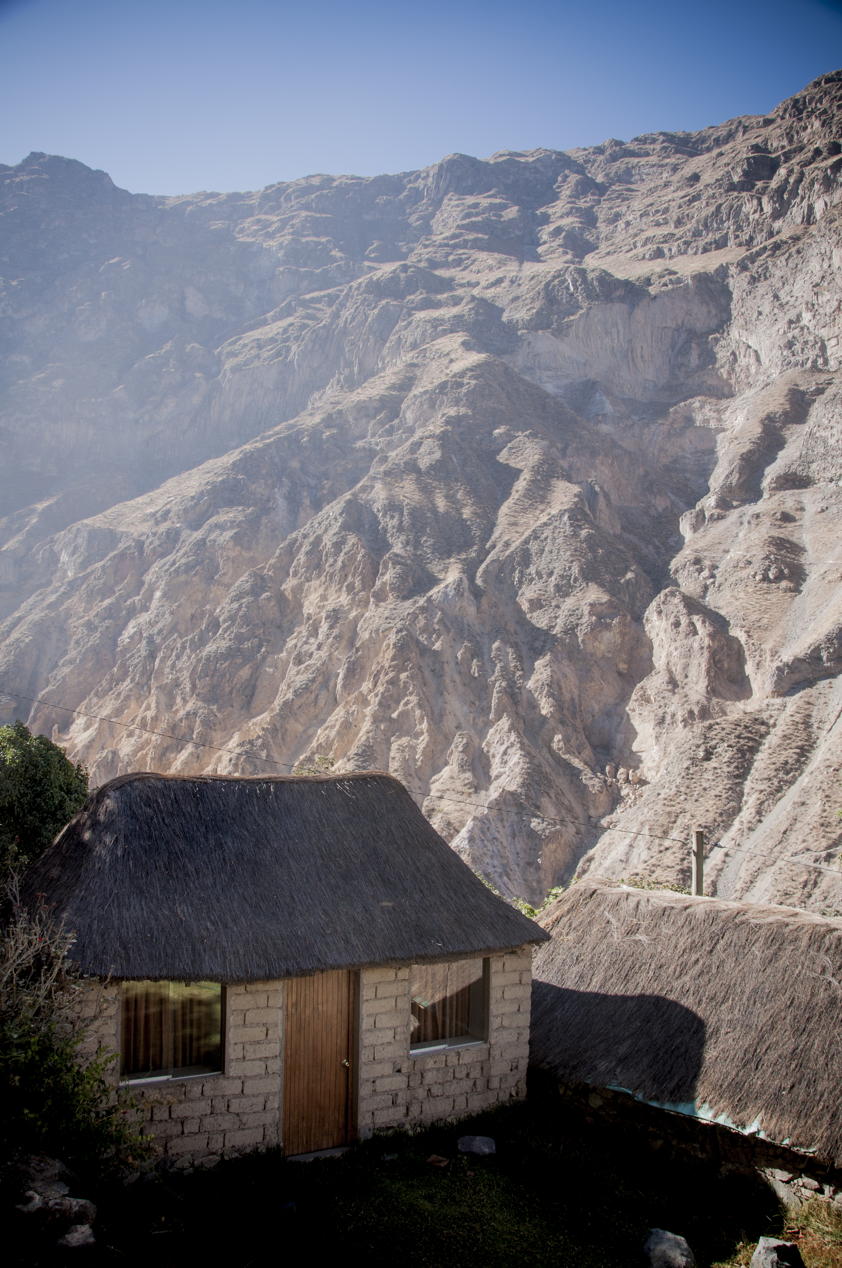 Peru 2013 Cañon del Colca_ san Juan de Chucho5