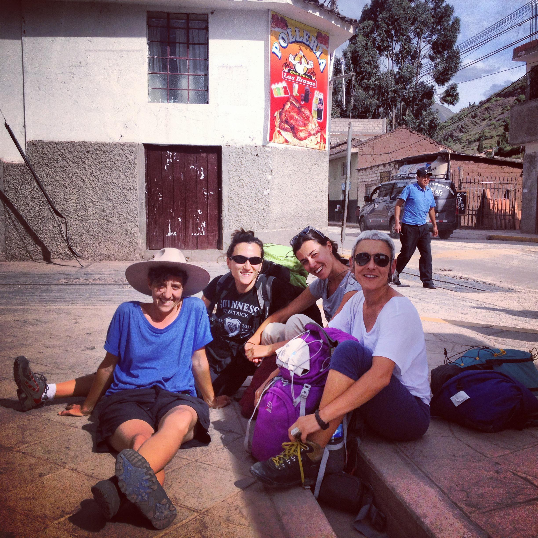 Perú_ valle Sagrado las chicas