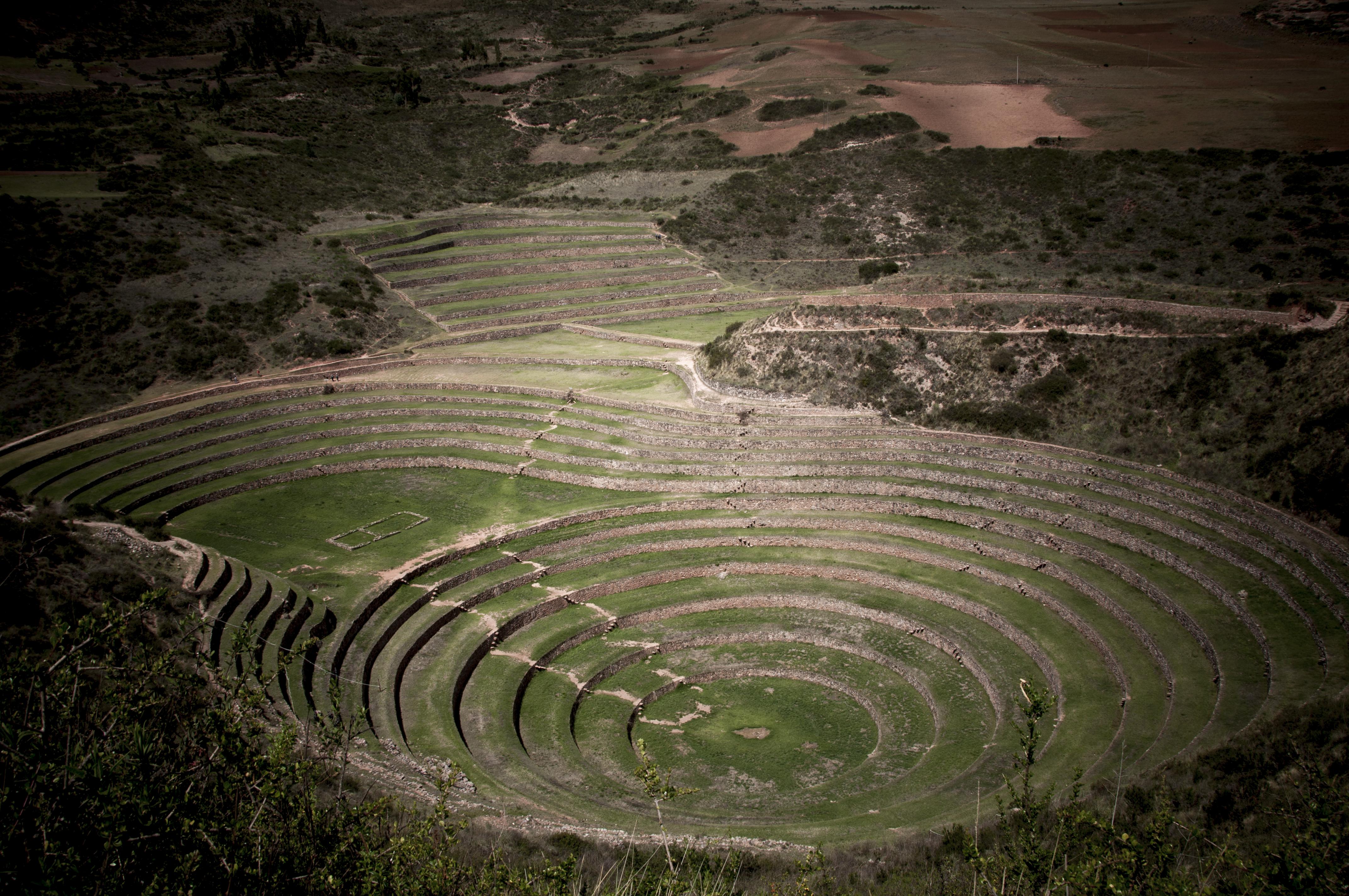 Peru 2013_ Valle Sagrado_ Maras Morai1