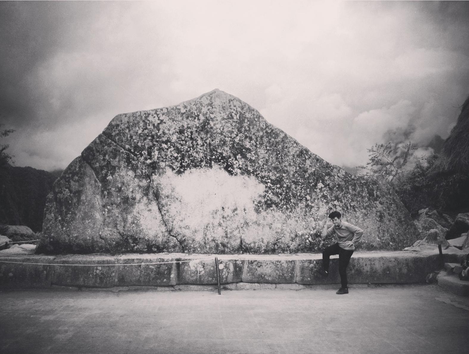 Peru 2013 machu Pichu yo