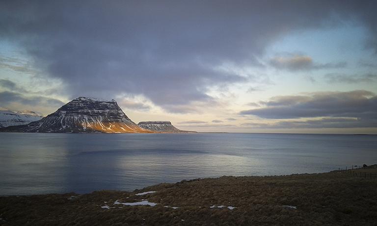 Islandia Snaefellsnes Peninsula_ Kirkjufell( Eclipse)1