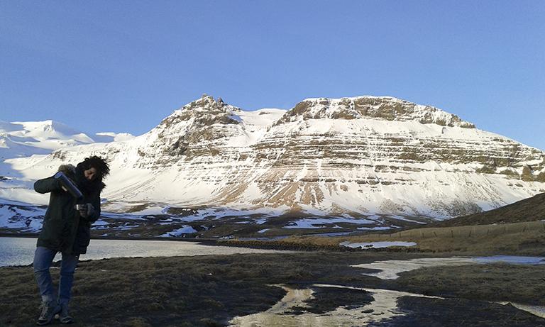 Islandia Snaefellsnes Peninsula_ Kirkjufell( Eclipse)4