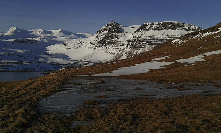 Islandia Snaefellsnes Peninsula_ Kirkjufell( Eclipse)5