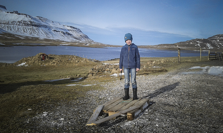 Islandia Snaefellsnes Peninsula_ Kirkjufell_ Gentes