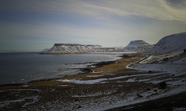 Islandia Snaefellsnes Peninsula_ Kirkjufell(eclipse)7