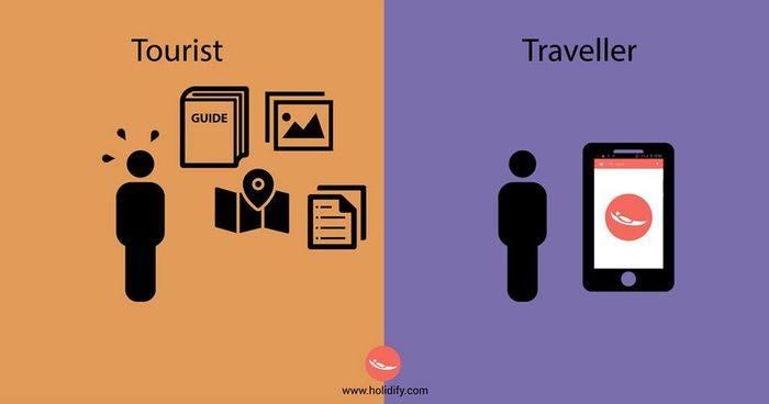 turist Vs Traveller 3